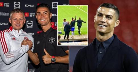 """<b>""""Cristiano Ronaldo sẽ trở thành HLV của Man United</b> trong vòng 18 tháng nữa"""""""