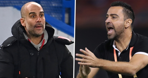 """Pep và Xavi cùng giữ vai trò """"cố vấn không chính thức"""" tại Barcelona"""