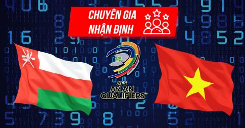 Chuyên gia quốc tế nhận định Oman vs Việt Nam | VL World Cup 2022 | 23h00 ngày 12/10