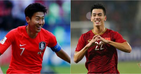 NÓNG! Tiến Linh đánh bại Son Heung-min để đoạt giải cầu thủ xuất sắc châu Á