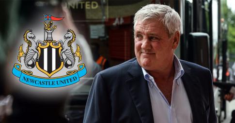 Newcastle United ra thông báo chính thức về tương lai của HLV Steve Bruce