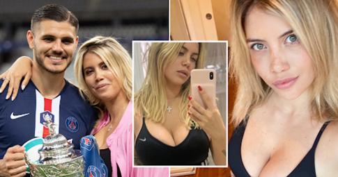 Biến căng: Wanda Nara tố Mauro Icardi ngoại tình, cắt đứt liên hệ trên mạng xã hội