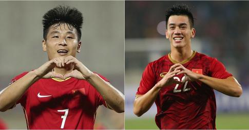 """Trung Quốc phát điên khi sao của họ bị Tiến Linh """"giật"""" giải cầu thủ xuất sắc châu Á"""