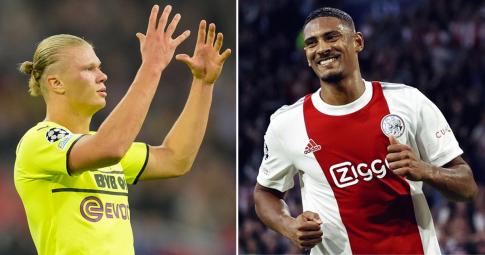 """5 điểm nhấn sau lượt trận cúp C1 rạng sáng 20/10: Messi hết """"quê mùa""""; Haaland """"cúi đầu"""" trước Haller"""