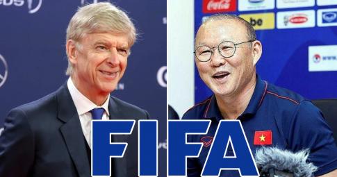 HLV Park Hang-seo được FIFA mời họp bàn chuyện đại sự của bóng đá thế giới