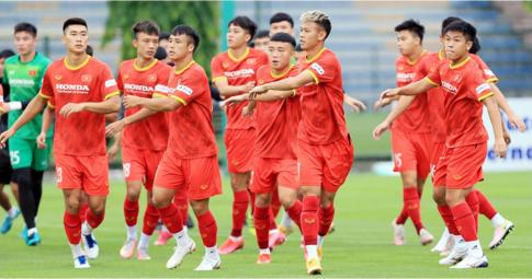 Hé lộ kênh phát sóng các trận đấu của U23 Việt Nam tại giải châu Á