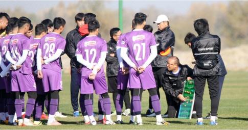 Trước trận ra quân một ngày, U23 Việt Nam vẫn phải học cách... <b>sút tung lưới đối thủ</b>