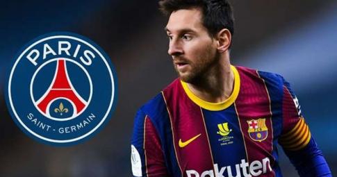 Messi nhận được lời đề nghị béo bở từ Paris Saint-Germain