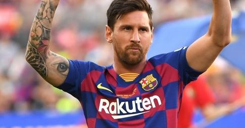 Đối thủ đưa ra lời đề nghị 2 năm với Messi
