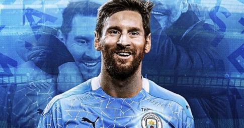"""Rộ tin Messi thất vọng Barca, đến """"xứ sở sương mù"""" nhận lương cao nhất lịch sử EPL"""