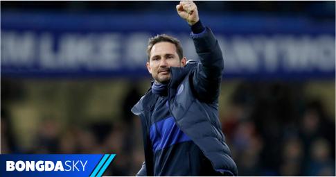 """""""Tôi hi vọng Lampard sẽ hạnh phúc khi Chelsea vô địch Champions League"""""""