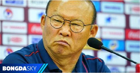 Sự cố hy hữu khiến HLV Park Hang Seo phải loại bỏ quyết định quan trọng