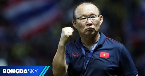Những dấu ấn đặc biệt của HLV Park Hang Seo ở trận thắng Indonesia