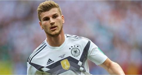 Werner lên tiếng về việc thường xuyên ngồi dự bị tại ĐT Đức