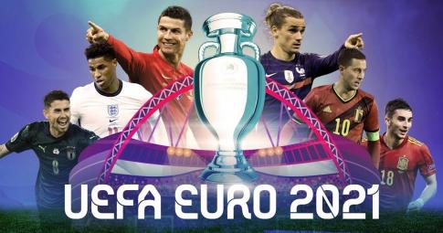 Top 5 ngôi sao bước ra ánh sáng tại EURO 2021