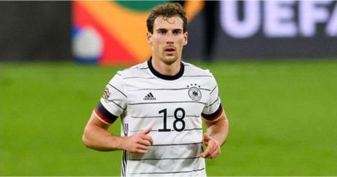 """Goretzka dẫn trước Bayern nhờ """"bàn thắng vàng"""" cho ĐT Đức"""