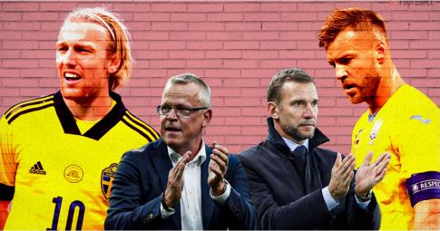 Nhận định Thụy Điển vs Ukraina | EURO 2021 | 02h00 ngày 30/06/2021