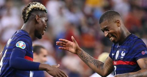 Siêu phẩm đẹp nhất EURO 2021 của Paul Pogba