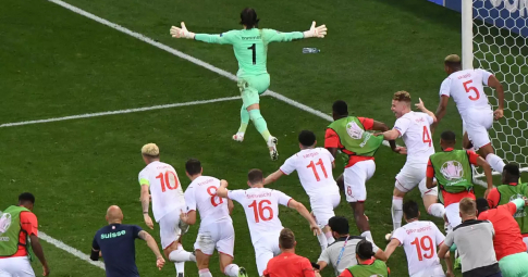 5 điểm nhấn Pháp 3-3 Thụy Sỹ (Pen 4-5): Vận đen của Mbappe; Kịch bản điên rồ ở EURO 2021