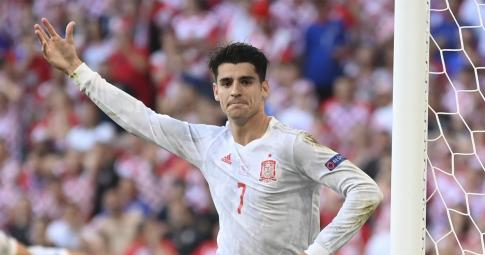 Morata gieo sầu cho Croatia với siêu phẩm trong hiệp phụ