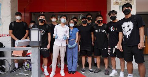 ĐT Việt Nam hoàn thành cách ly y tế: Niềm vui ngày trở về