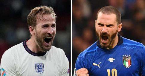 """Chung kết xứng đáng của """"Anh Ý"""""""