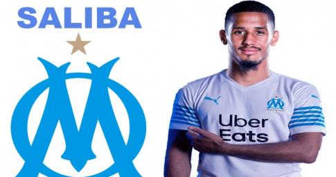 Arsenal lại cho mượn Saliba, lần này đến Marseille