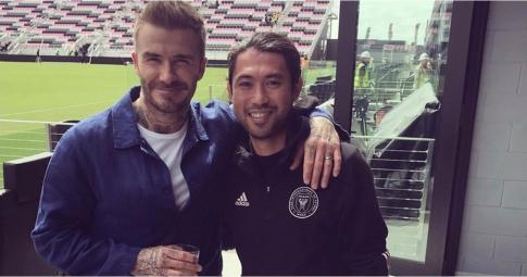 Người quen của Beckham tại Việt Nam thất nghiệp đến cuối năm 2021
