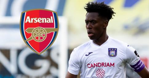 Tân binh Arsenal tiết lộ vị trí sở trưởng khiến CĐV mừng ra mặt