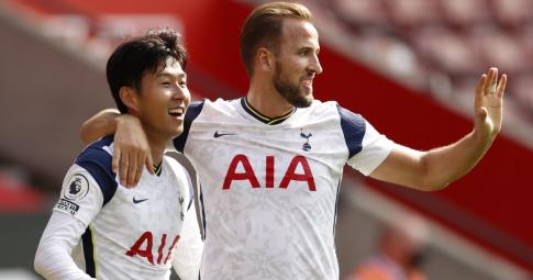 Tottenham trói chân thành công đối tác ăn ý nhất của Harry Kane
