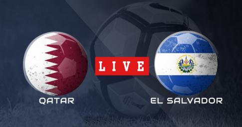 Kết quả Qatar vs El Salvador | Gold Cup 2021 | 6h30 ngày 25/7/2021
