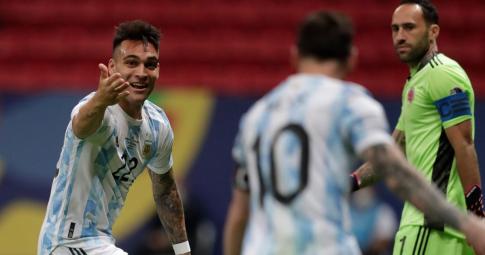 Arsenal nhắm đến tiền đạo của Inter