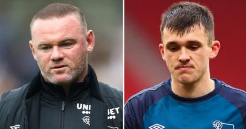 Huấn luyện viên Rooney khiến học trò trụ cột dính chấn thương nặng