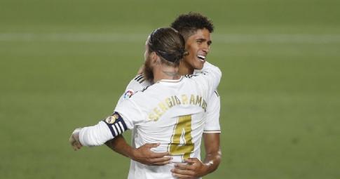 Gia nhập MU, Ramos chúc đồng đội may mắn