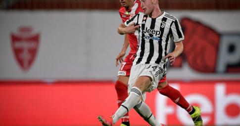 Monza 1-2 Juventus: Vắng nhiều ngôi sao nhưng Juve vẫn có được niềm vui
