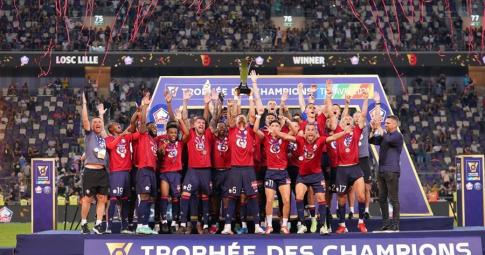 Lille 1-0 PSG: Pochettino nắm giữ kỷ lục buồn tại PSG