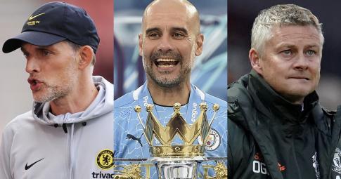 Siêu máy tính dự đoán Ngoại hạng Anh 2021/22: MU, Arsenal và Chelsea gây sốc, Man City giữ ngôi vương