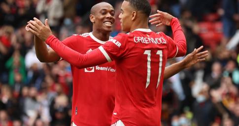 MU 4-0 Everton: Quỷ đỏ thành Manchester chạy đà hoàn hảo trước mùa giải mới