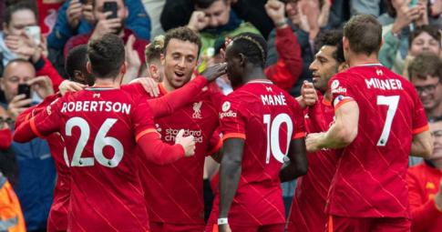 Liverpool 1-2 Bilbao: Diogo Jota ghi dấu ấn trước thềm mùa giải mới