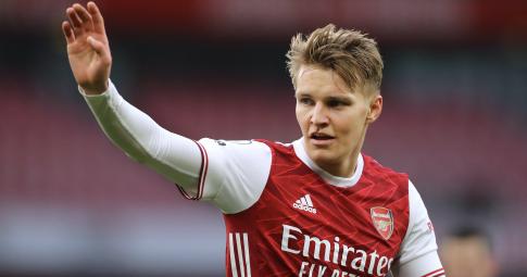 2 chướng ngại vật lớn cản bước Arsenal chiêu mộ Odegaard