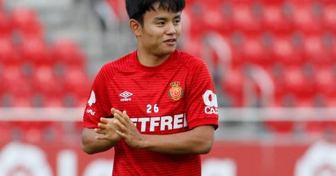 """""""Messi Nhật Bản"""" khoác áo tân binh La Liga mùa bóng 2021/22"""