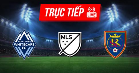 Kết quả Vancouver vs Real Salt Lake | MLS | 09h00 ngày 30/08/2021