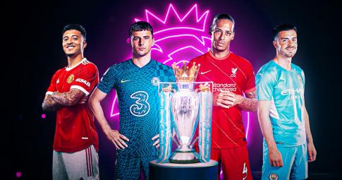 <b>Bảng xếp hạng Ngoại hạng Anh</b> mùa giải 2021/22 mới nhất