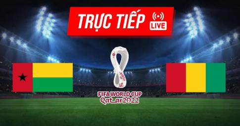 Kết quả Guinea-Bissau vs Guinea   World Cup 2022   23h00 ngày 01/09/2021