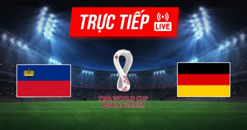 Kết quả Liechtenstein vs Đức | World Cup 2022 | 01h45 ngày 03/09/2021