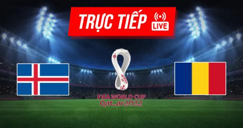 Kết quả Iceland vs Romania | World Cup 2022 | 01h45 ngày 03/09/2021