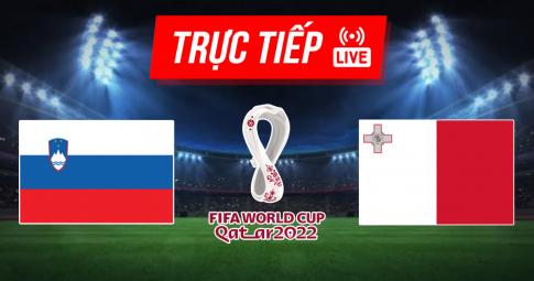 Kết quả Slovenia vs Malta | World Cup 2022 | 23h00 ngày 4/9/2021