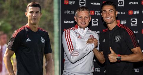 Solskjaer nói thẳng về <b>khả năng ra sân của Ronaldo trận Newcastle</b>
