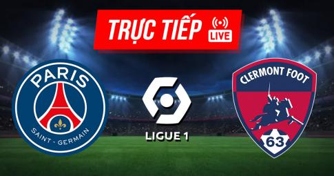 Kết quả PSG vs Clermont Foot | Ligue 1 | 22h00 ngày 11/9/2021