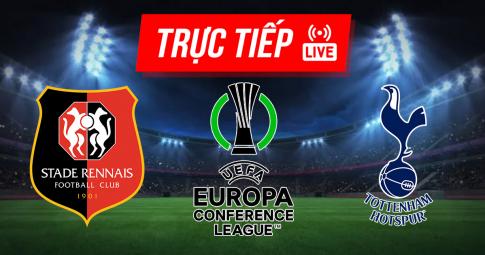 Kết quả Stade Rennais vs Tottenham | Conference League | 23h45 ngày 16/9/2021